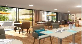 Annonce vente Appartement avec terrasse caen