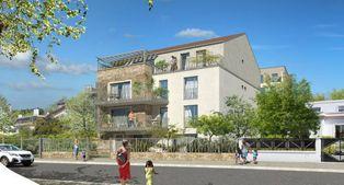 Annonce vente Appartement avec terrasse villemomble