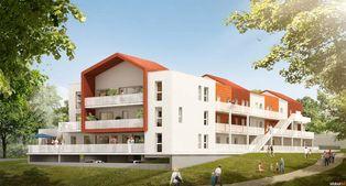 Annonce vente Appartement avec terrasse bouguenais