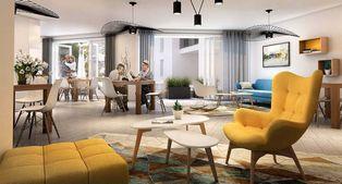 Annonce vente Appartement avec terrasse bouaye
