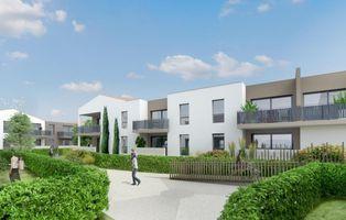 Annonce vente Appartement avec terrasse vergeze