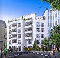 Annonce vente Appartement avec terrasse saint-ouen