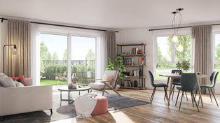 Annonce vente Appartement avec jardin bihorel