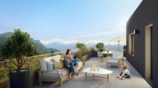 Annonce vente Appartement avec terrasse bassens