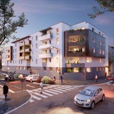 Annonce vente Appartement avec garage saint-martin-d'heres