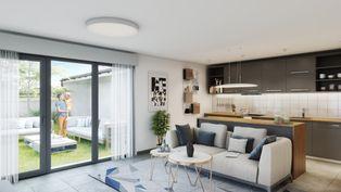 Annonce vente Appartement avec terrasse chambray-les-tours