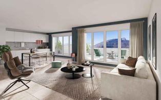 Annonce vente Appartement avec terrasse voreppe