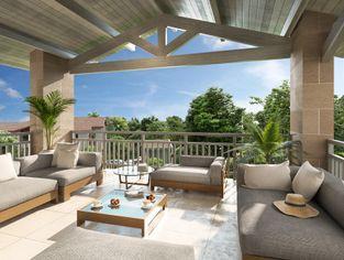 Annonce vente Appartement avec terrasse bassussarry