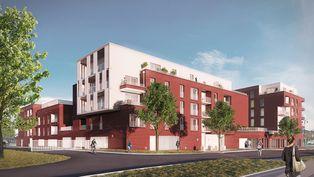 Annonce vente Appartement avec terrasse lens