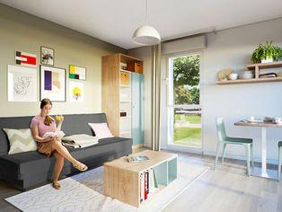 Annonce vente Appartement avec jardin nantes
