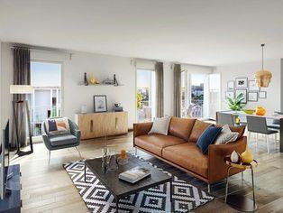 Annonce vente Appartement avec terrasse reims
