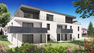 Annonce vente Appartement avec terrasse bartenheim