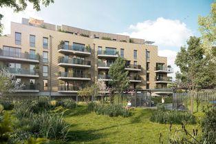 Annonce vente Appartement avec terrasse arras