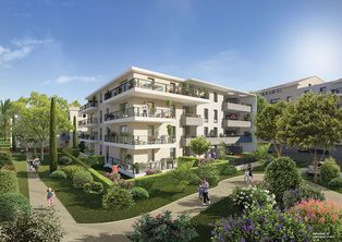 Annonce vente Appartement avec terrasse six fours les plages