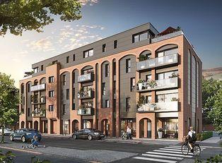 Annonce vente Appartement avec bureau villeneuve-d'ascq