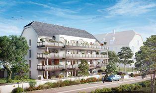 Annonce vente Appartement avec terrasse brunstatt