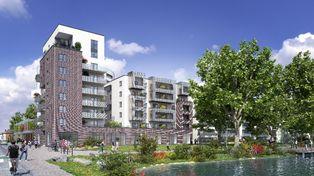 Annonce vente Appartement avec terrasse mulhouse
