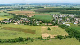 Annonce vente Terrain avec jardin pommerieux