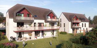 Annonce vente Appartement avec terrasse ostwald