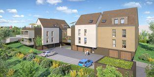 Annonce vente Appartement avec terrasse lingolsheim
