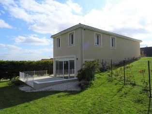 Annonce vente Maison avec terrasse angoulême