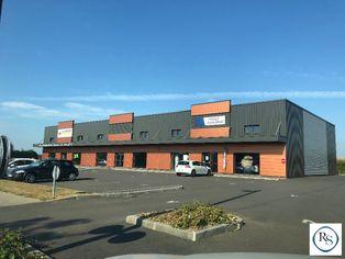 Annonce location Local commercial avec parking saint-georges-des-groseillers