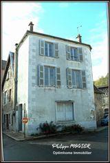 Annonce vente Maison avec cheminée châteldon