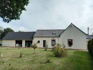 Annonce vente Maison tréguidel
