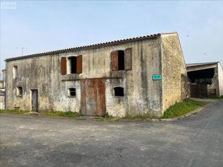 Annonce vente Maison avec hangar breuil-la-réorte
