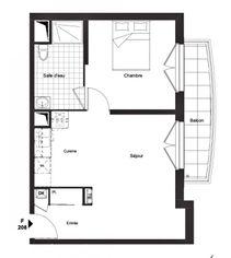 Annonce vente Appartement avec parking ermont