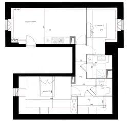 Annonce vente Appartement avec parking verneuil-sur-seine