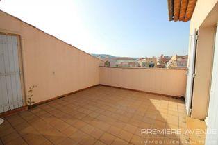 Annonce vente Appartement avec terrasse sainte-maxime