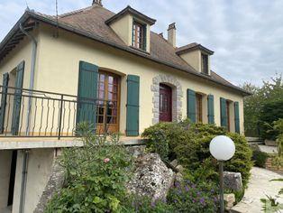 Annonce vente Maison avec cheminée castillonnès