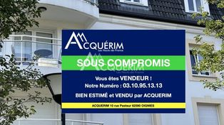 Annonce vente Appartement oignies