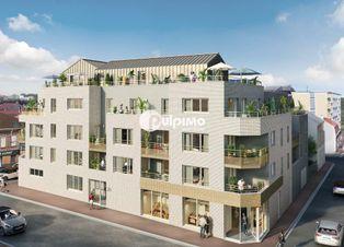 Annonce vente Appartement avec terrasse marcq-en-barœul
