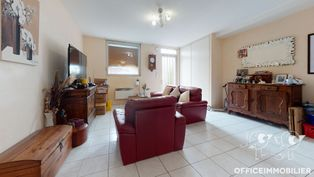 Annonce vente Appartement mamirolle