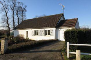 Annonce vente Maison avec garage luneray