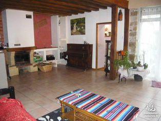 Annonce vente Maison avec cheminée courlon-sur-yonne