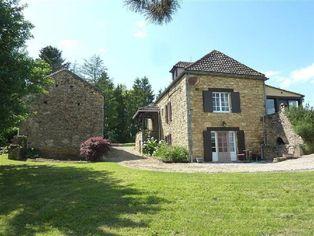 Annonce vente Maison avec terrasse pays de belvès