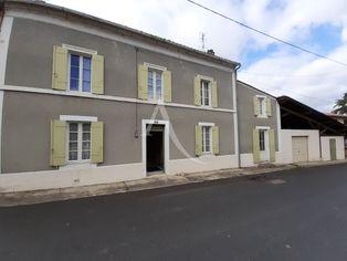 Annonce vente Maison avec garage gensac