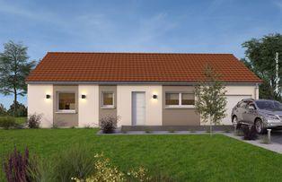 Annonce vente Maison avec garage orchamps