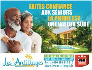 Annonce vente Appartement avec piscine saint-francois