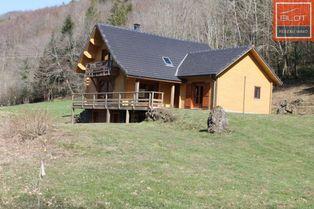 Annonce vente Châlet avec terrasse saint-pierre-colamine