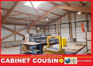 Annonce vente Local commercial avec bureau cherbourg-en-cotentin