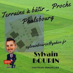 Annonce vente Terrain phalsbourg