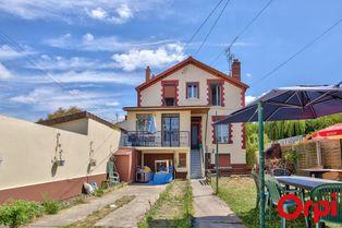 Annonce vente Maison avec garage le blanc-mesnil