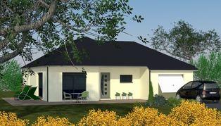 Annonce vente Maison avec cuisine ouverte les monts-verts