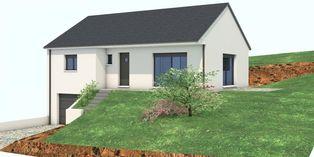 Annonce vente Maison avec garage chastel-nouvel