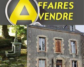 Annonce vente Maison en pierre gourin