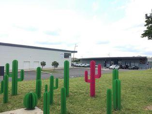 Annonce location Local commercial avec parking portes-lès-valence